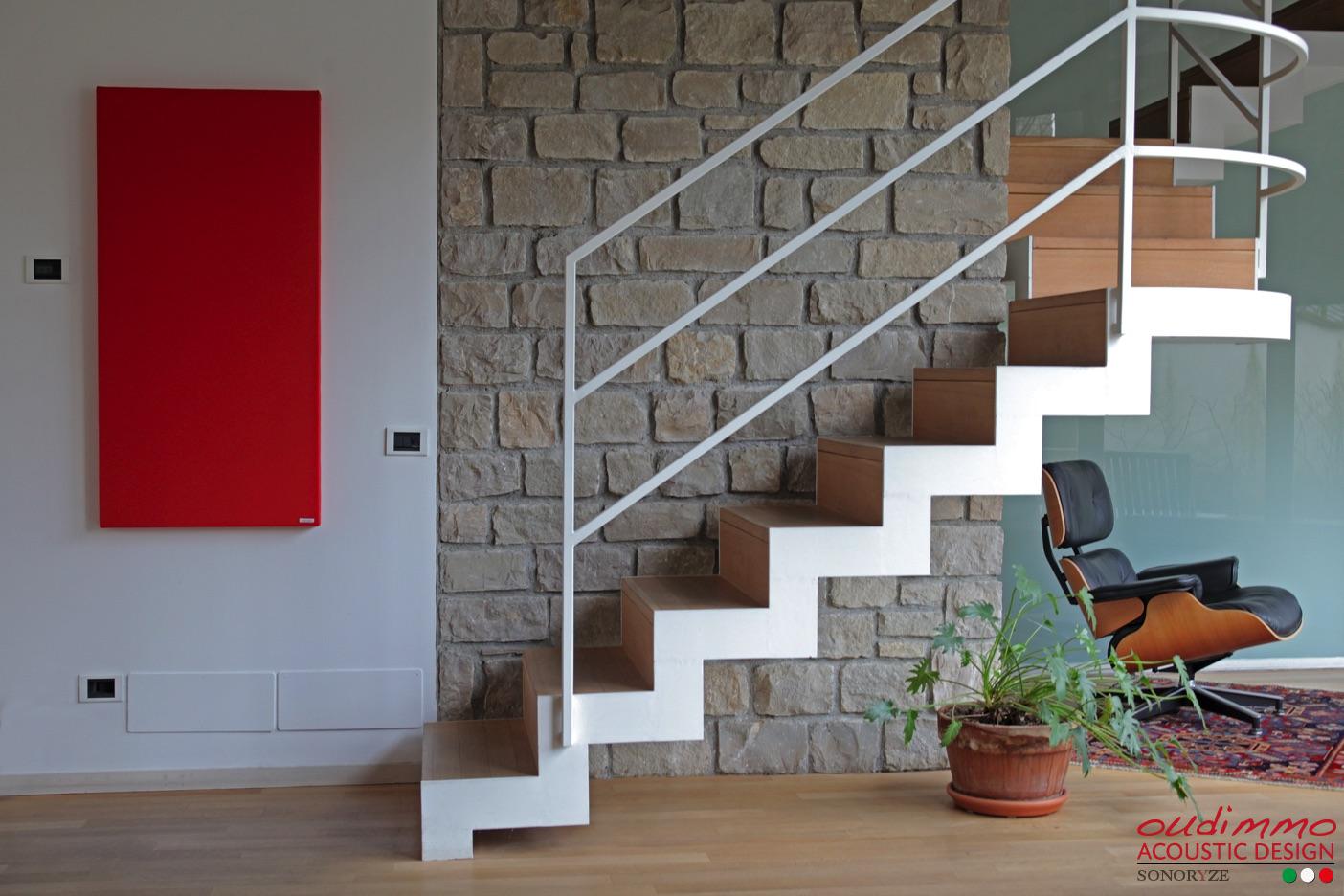 Pannelli per pareti interne pareti finta pietra per - Pannelli decorativi fonoassorbenti ...