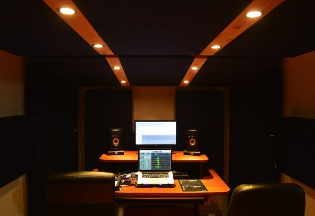 Trattamento acustico studio di registrazione e sala prove - Sala insonorizzata ...