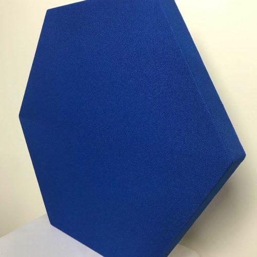 pannello fonoassorbente esagonale ignifugo EXIST