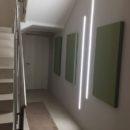Pannelli fonoassorbenti vano scale