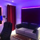 Trattamento acustico Project studio