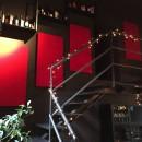 Pannelli fonoassorbenti per ristoranti