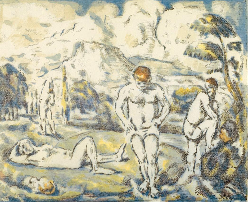 Cezanne, Paul (1839–1906)
